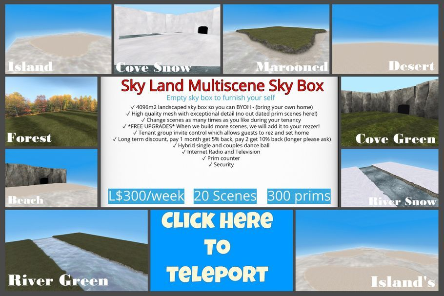 Illusion Skybox